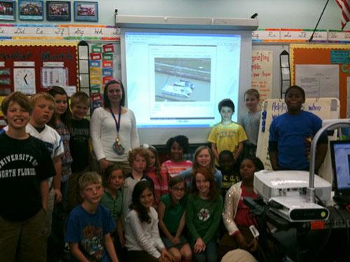 Mrs. Buchanan's class