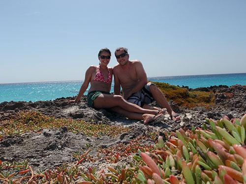 Blanquilla beach