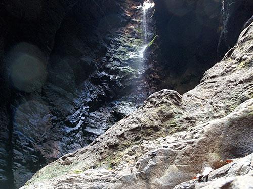 Vaipo waterfall