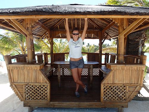 Cabana at the Aitutaki Lagoon Resort & Spa