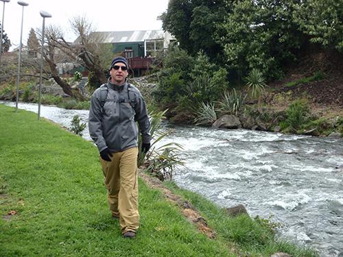 Along the Maitai River