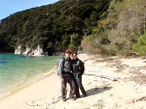 Onetahuti Beach, Abel Tasman National Park